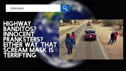 Най-ужасяващите 10 Неща Открити В Google Maps!