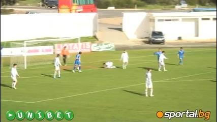 Levski Sofia 1 - Dinamo Minsk 0