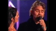 Andrea Bocelli Sings Les Feuilles Mortes A