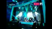 Изпълнението на Кристина на MTV VMAs 2008
