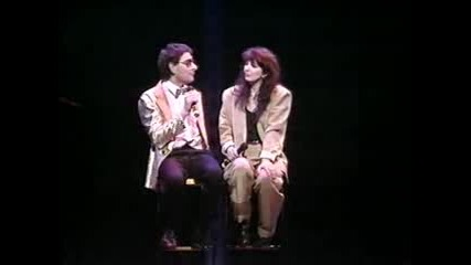 Rowan Atkinson & Kate Bush - Do Bears...
