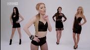 Славена feat. Dj Maxy Dark – Ад на токчета - официално видео