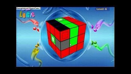 3d Logic - Решенията { от 1 до 10 Ниво }