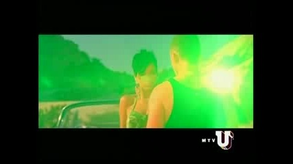 Justin Timberlake В На Rihanna - Rehab (official video)