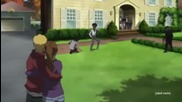 The Boondocks - Bushido Brown Vs The Hateocracy Outside Lawn Fight Scene [hq] [dos]