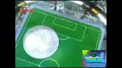 Galactik Football - Snow Kids Vs Shadows
