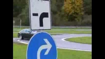 Mercedes Cls 63 Amg - Drift