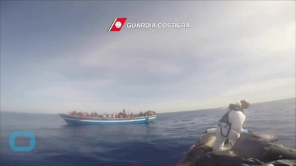 Save the Children Reports Dozens Feared Dead in New Migrant Tragedy as Rescue Ship Nears