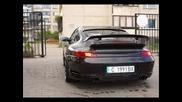 Porsche Turbo По Улиците На София