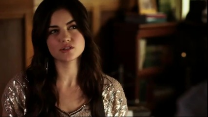 Pretty Little Liars 2x05 The Devil You Know sneak peak 2 - Run in with Jackie Hq y