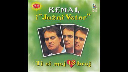 Kemal Malovcic i Juzni Vetar - Ti si moj trinaesti broj (hq) (bg sub)