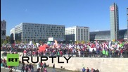 Германия: Хиляди протестираха срещу ТПТИ