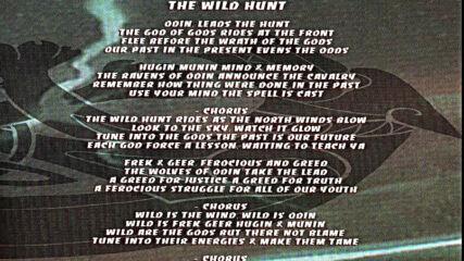 Skullhead - The Wild Hunt