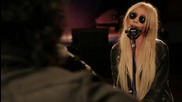 Превод !! The Pretty Reckless - Just Tonight ( the Front Session ) Hq *