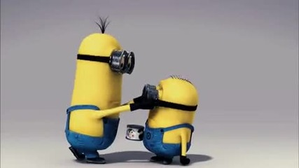 Despicable Me funny Scene