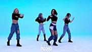 Mamamoo Hip Dance Mirrored Studio Choom