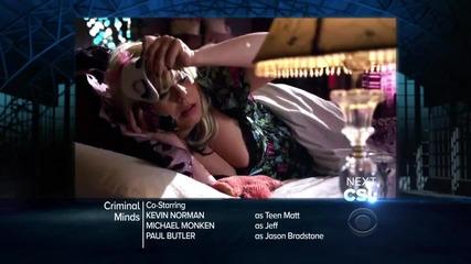 Criminal Minds 7x13 Snake Eyes - Promo (hd)