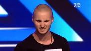 X Factor 25.09.2014 - Изпълнение на Mr Probz Waves