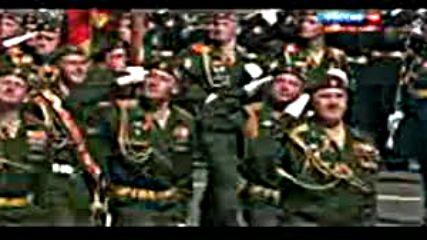 Парад на Победата, Москва 9-ти май 2016