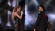 Ariana Grande ft. The Weeknd - Love Me Harder - American Music Awards 2014