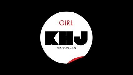 Ss501 Kim Hyung Jun - Girls
