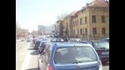 Протест срещу цените на горивата 13.03.2011