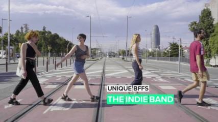 Unique BFFs: The Indie Band