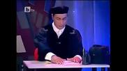 Комиците - Съдия Колибесов и подсъдимия Джамбазов 02.07.2010