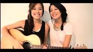Момичета с кавър на песента Gangnam Style