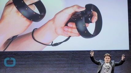 Grab on to Virtual Reality With the Oculus Touch