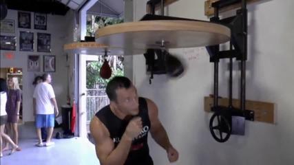 На ринга с Владимир Кличко