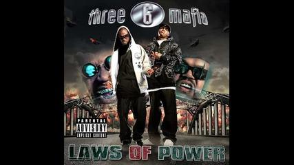Three 6 Mafia - Trunk Got Wang