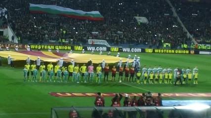 Пълен стадион за Лудогорец - Лацио