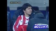 14.01 Барселона - Атлетико Мадрид 2:1 Ейдур Гудьонсен победен гол
