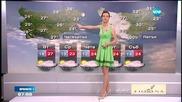 Прогноза за времето (19.05.2015 - сутрешна)