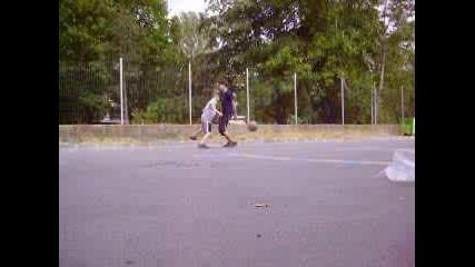 Streetball На Паркинга