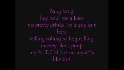 Jessie J - Do it Like a Dude - Lyrics on Screen