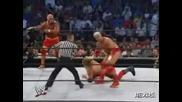 WWE Хоган И Острието Срещу Били И Чък - SMACKDOWN 2002
