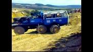 Tatra 815, 813 truck trial extreme off - road part1