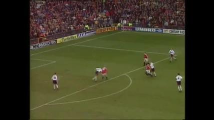 Манчестър Юнайтед - Ливърпул 2 - 1 Фа Къп 1999