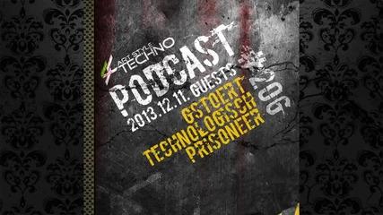 Prisoneer - Art Style׃ Techno Podcast #206 (11.12.13)