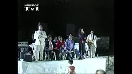Пепа Гривова - Dimotika Tv1 02 Hpeiros 09 02 2008.flv