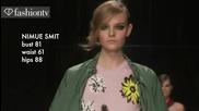 Nimue Smit, Maud Welzen & Juju Ivanyuk Top Models at Spring 2012 Fashion Week