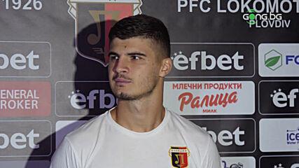Минчев: Мачът с Тотнъм допълнително ни вдигна самочувствието