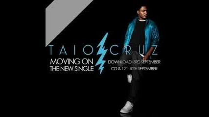 taio cruz -  never love again prevod