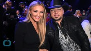 Jason Aldean's Weds Brittany Kerr in Cancún!
