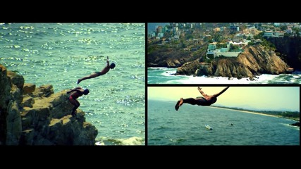 Flo Rida - Whistle 2012 [ Official Video ] H D