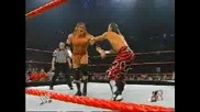 Wwe Hhh & Chris Jericho Vs Booker T & Hbk