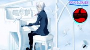 [ D Gray Man ] - Tsunaida te ni Kiss wo (ost Мелодията на 14-тия - пиано версия)