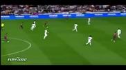Lionel Messi Battle vs Real Madrid 2006 - 2012 Hd